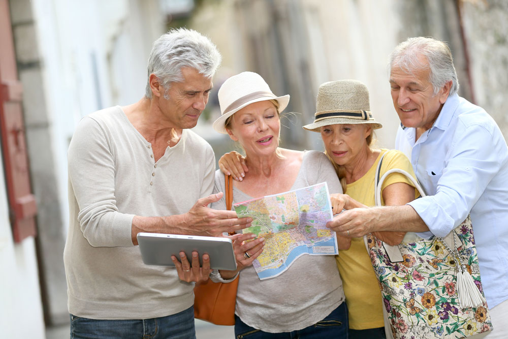 International health insurance for Seniors Traveling Abroad